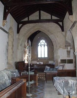Horton St Mary Magdalene Chr Church
